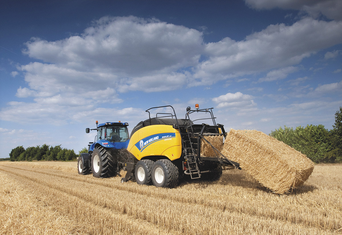 new holland big baler t290 plus