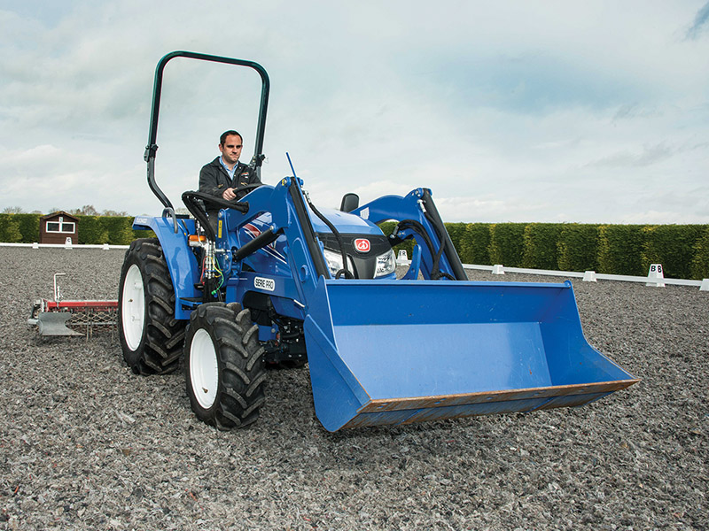 NEW TRACTOR AND MOWERS AS ISEKI UK & IRELAND FORMED