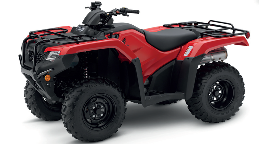 SAVE £500 NOW ON SELECTED NEW HONDA ATV'S