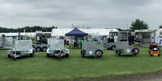 SUCCESS AT THE ROYAL BERKSHIRE COUNTY SHOW