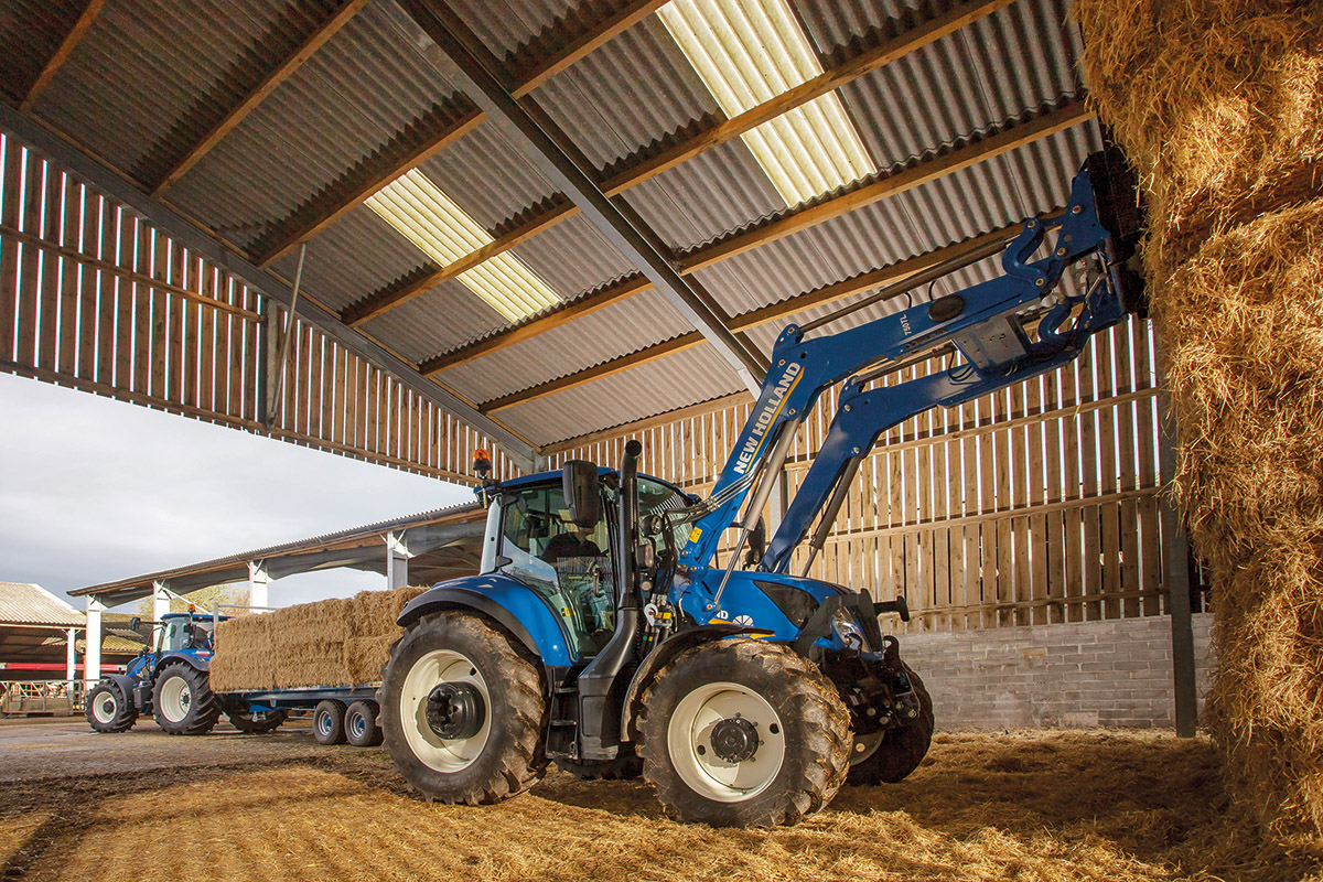 new holland t5 tier 48 tractor