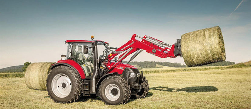 NEW LUXXUM AND REVISED MAXXUM STRENGTHEN THE CASE IH MID RANGE LINE