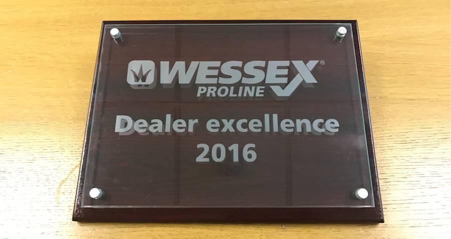 wessex-award