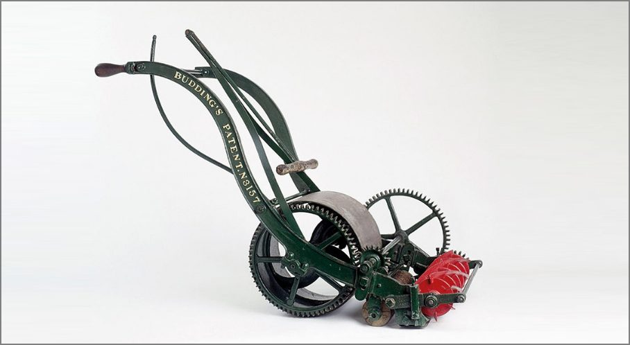 I85 YEARS OF IPSWICH MOWER MANUFACTURING