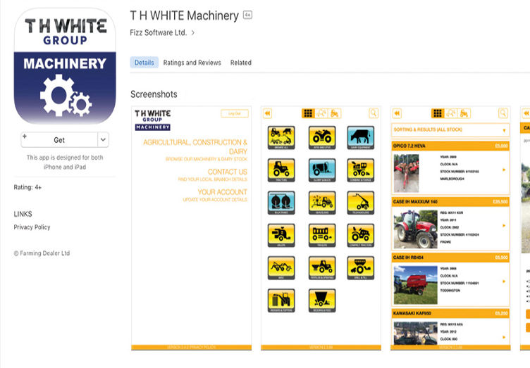 USED MACHINERY APP LIVE!