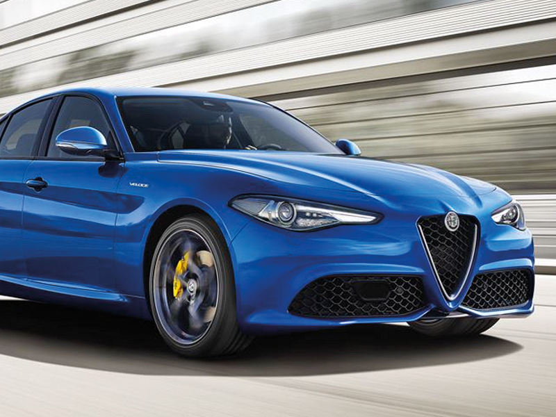GIULIA VELOCE: POTENT, AFFORDABLE AND AVAILABLE