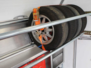 Transporta Tyre Rack