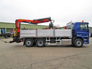 alloy dropside with flushlock