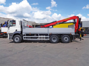alloy dropside with pesca loader