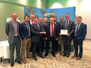 textron awards october 2017