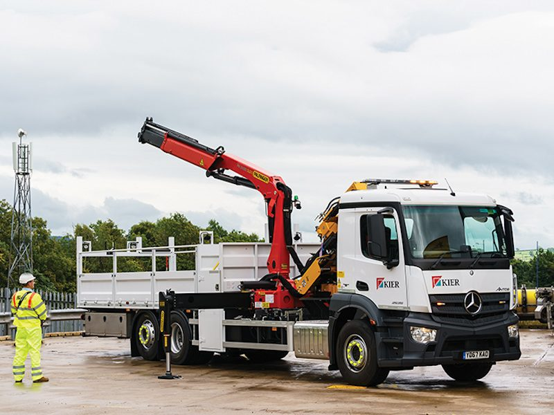 NEW BARRIER RIGS FOR KIER HIGHWAYS