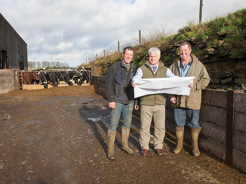 PARLOUR INVESTMENT TO 'FUTURE-PROOF' DAIRY FARM