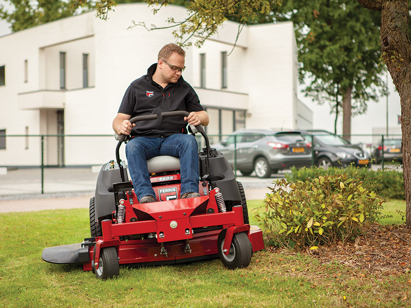 T H WHITE offers a wide variety of mowers to assist estate managers