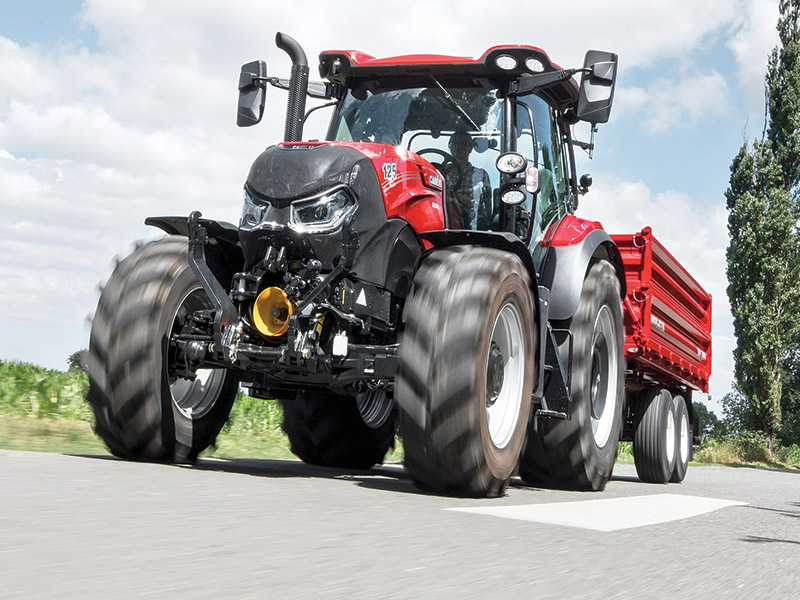 Case IH Maxxum MC ActiveDrive 8 tractor