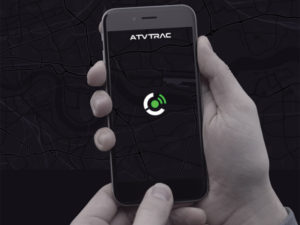 The ATV TRAC app works on mobile devices