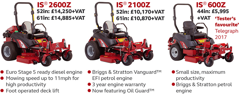 Ferris mowers at special prices