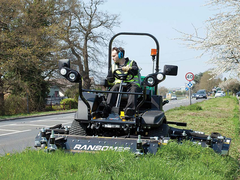 New Ransomes and Jacobsen arrivals