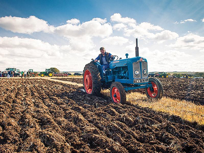 Avebury ploughing match