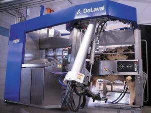 DeLaval VMS V300