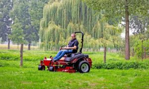 New Ferris ISX800Z zero turn mower