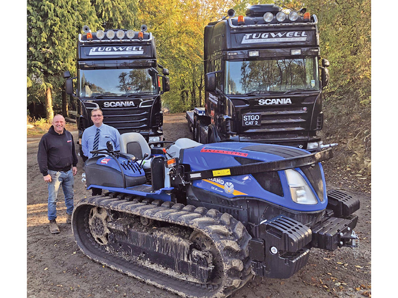 BOOMING SUCCESS FOR CIRENCESTER CONTRACTOR