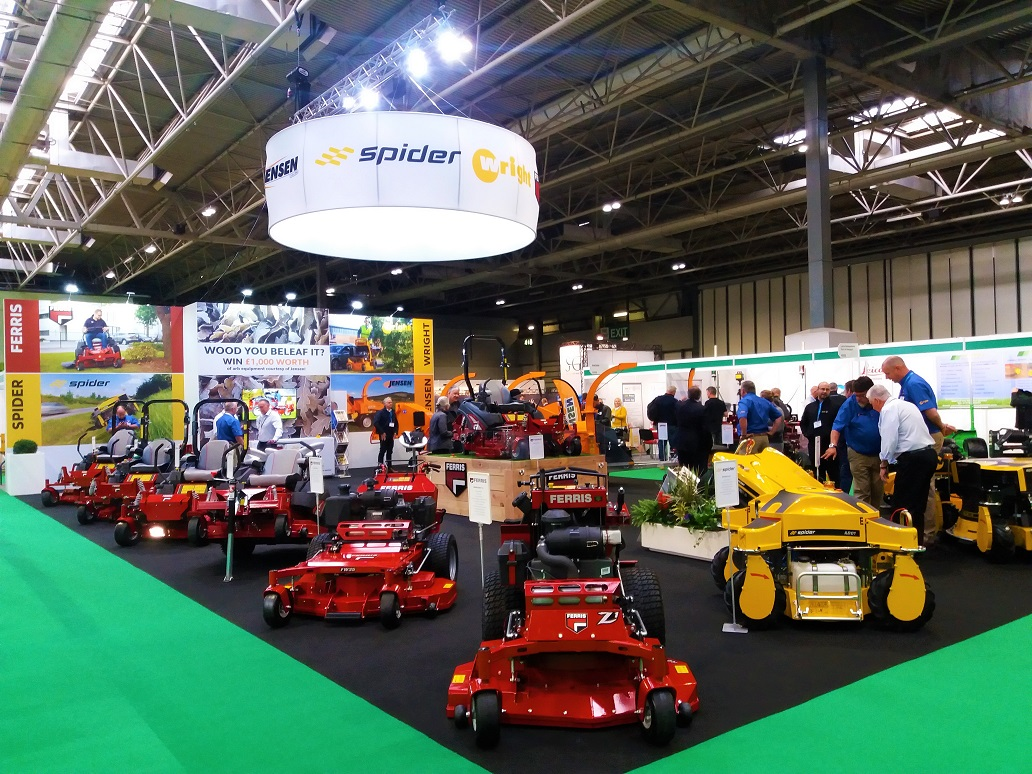 Successful SALTEX for Machinery Imports team
