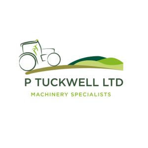 P Tuckwell Ltd logo - new Jensen dealer