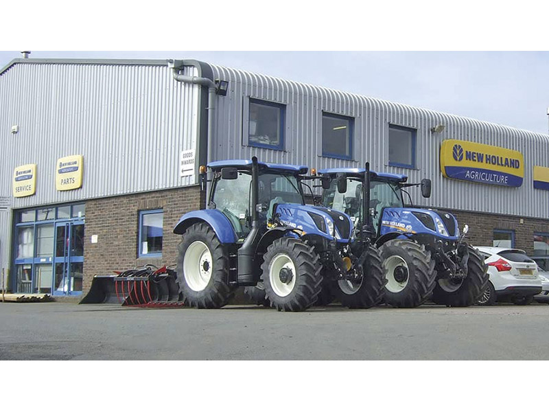 NEW AGRICULTURE BRANCH FOR HEREFORD