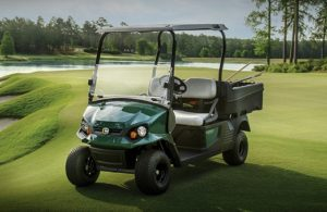 T H WHITE Golf and Utility Cushman Hauler Pro