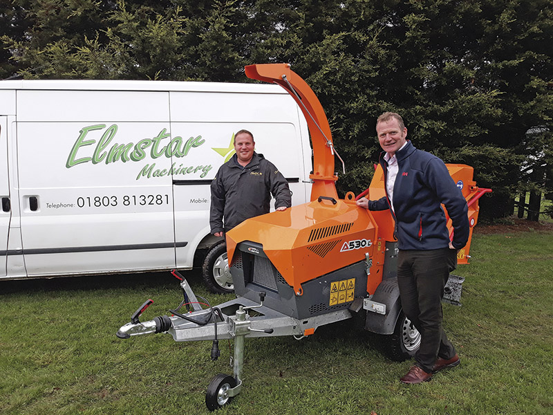 Elmstar Machinery, Newton Abbot