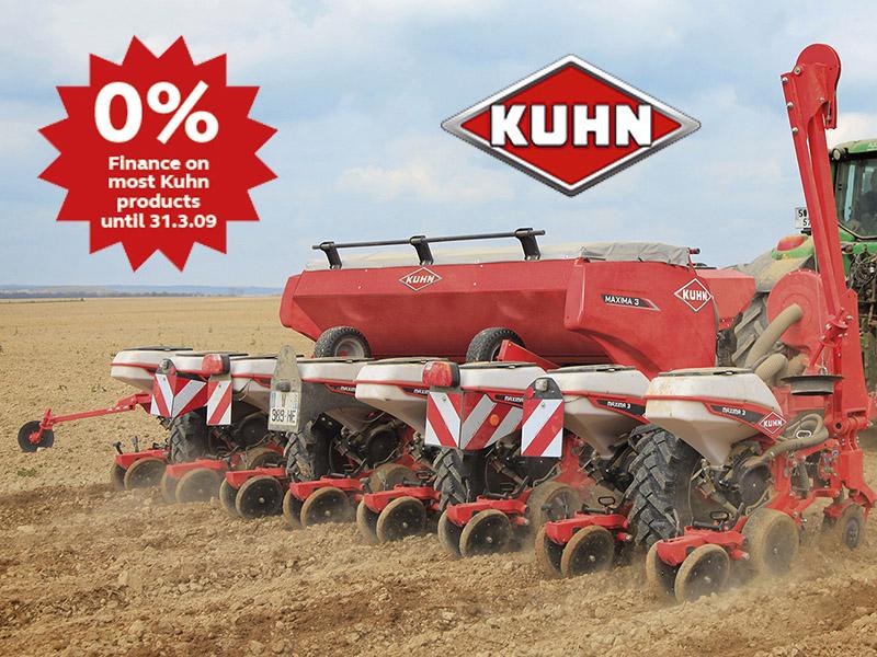Kuhn Maxima 3