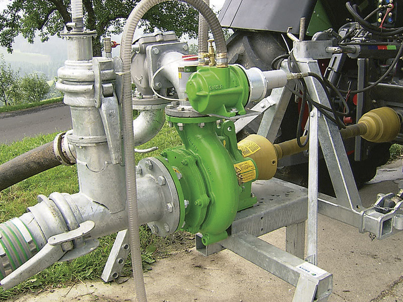 RELIABLE SLURRY PUMPING