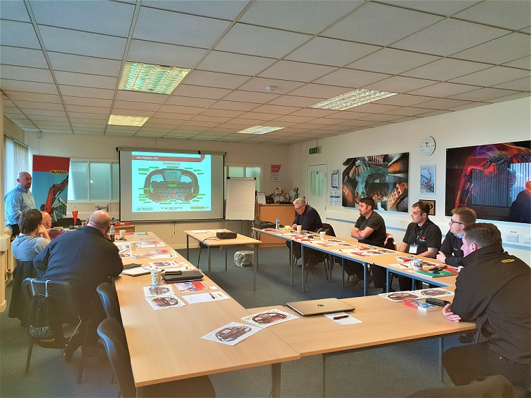 Industry praise for Palfinger UK CPD training sessions