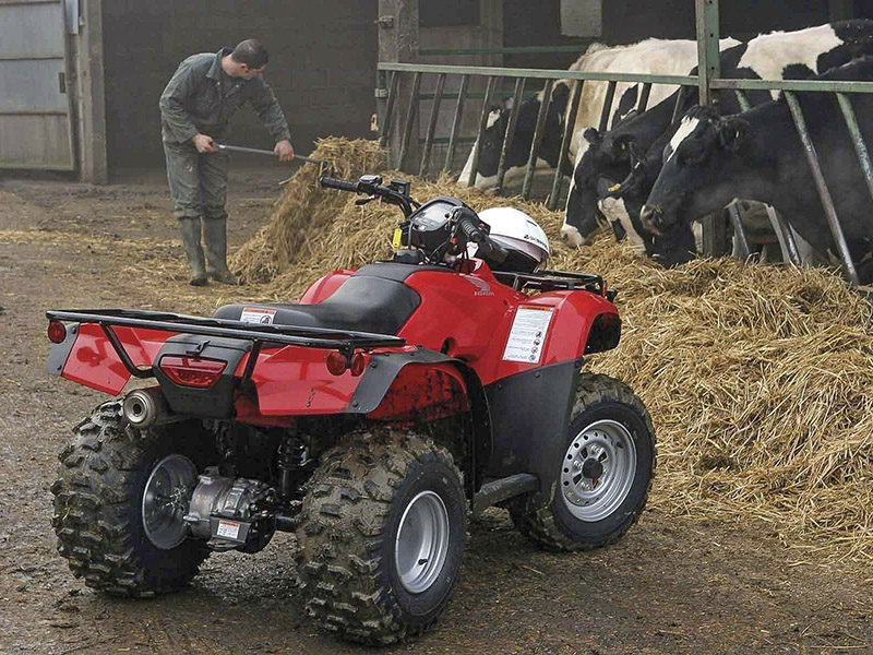 0% FINANCE EXTENDED ON ALL NEW HONDA ATVs
