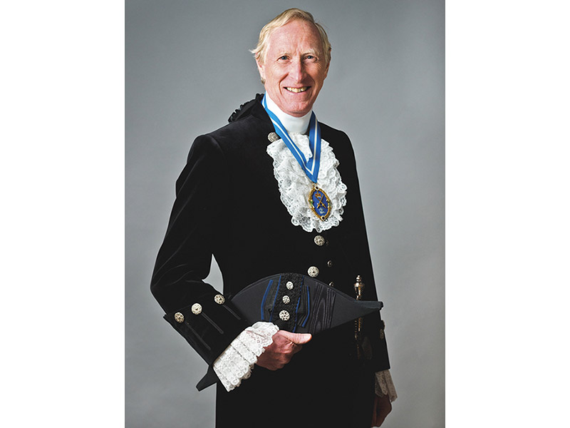 NEW HIGH SHERIFF