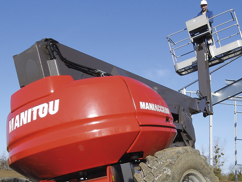 GAINING ACCESS WITH MANITOU