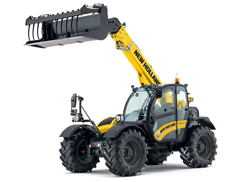 New Holland 'TH' telehandlers at 0% interest