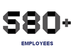 550 employees