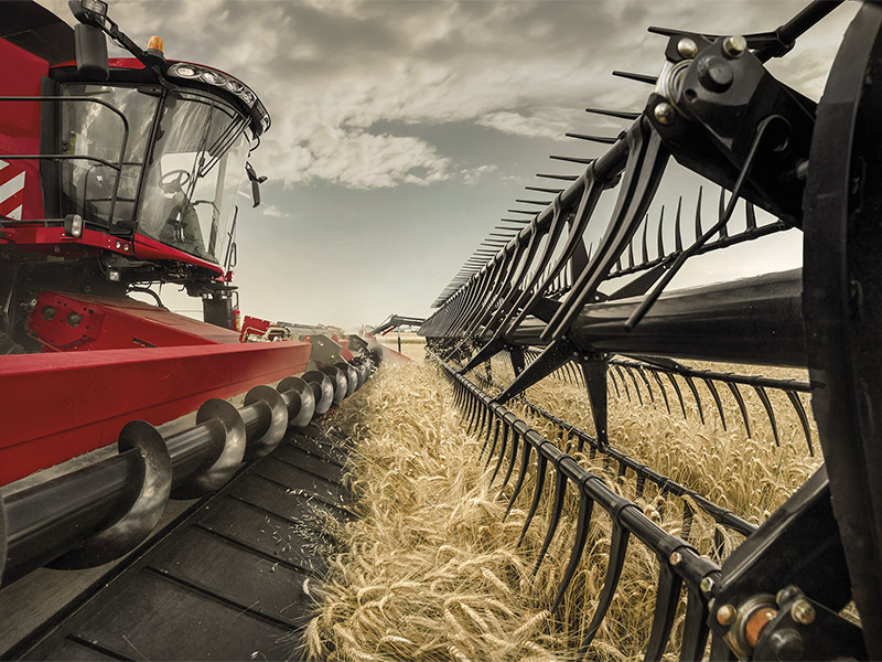 BUY A COMBINE – VISIT THE USA!