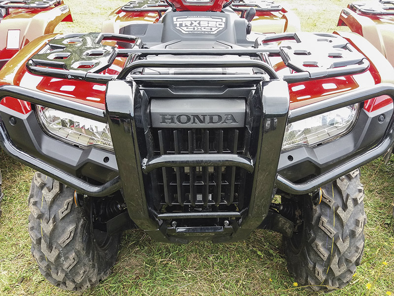 NEW HONDA ATV