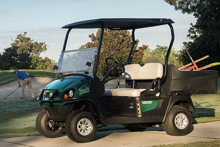 Cushman hauler 800 utility vehicle, Golf and Utility