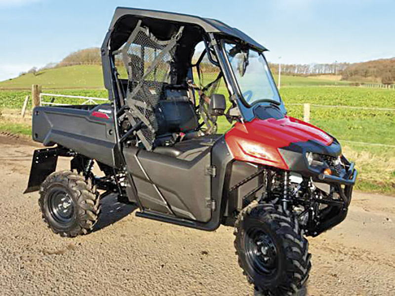 3-3-3 DEAL ON Honda Pioneer