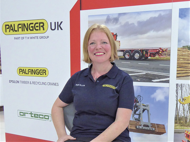 NEW PALFINGER UK TRAINING SPECIALIST