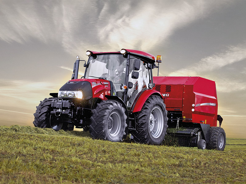 Be sure to reserve the Case IH hire equipment you need for 2020