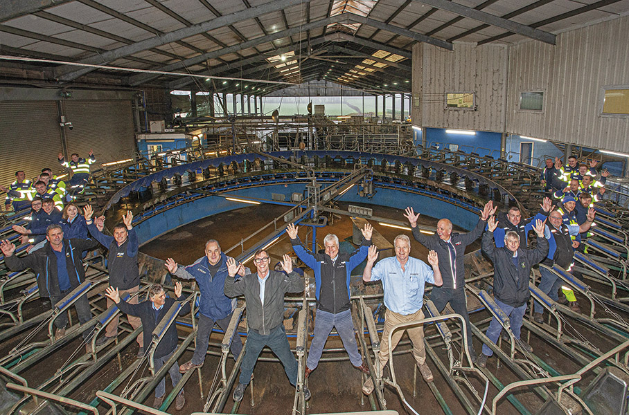 DAIRY FOCUS: Meet our top team