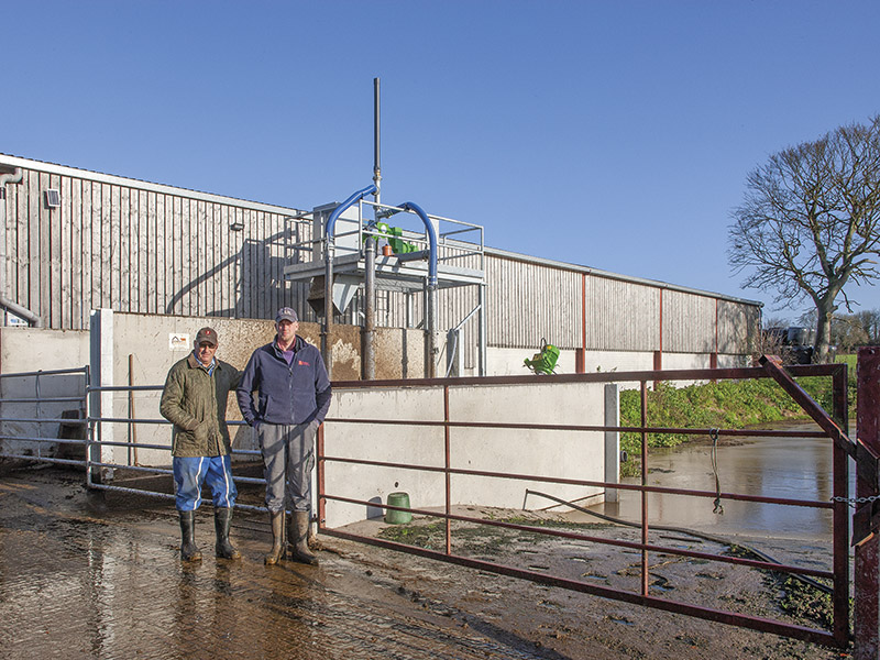DAIRY FOCUS: D & R Johnson & Son, Middle Farm, Shrewton