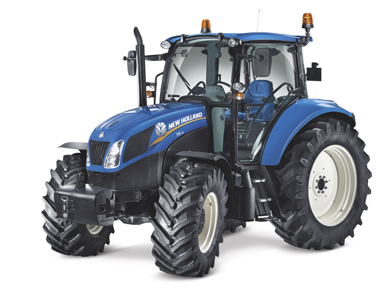 New Holland T5 Utility ideal for spring work