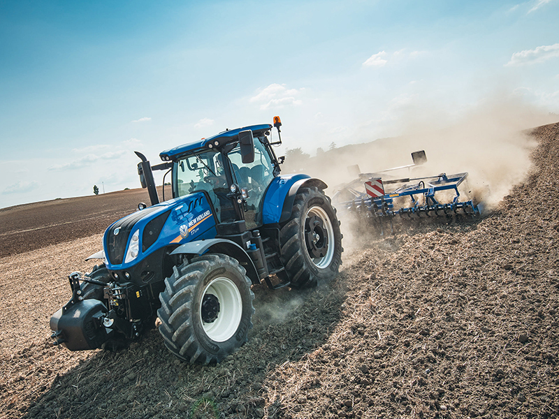 BOOK NOW FOR OUR NEW HOLLAND 2020 TRACTOR HIRE FLEET
