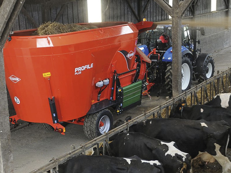 FEEDER AND BEDDING DEMO EVENTS
