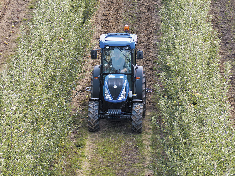 New Holland T4 tractor of the year